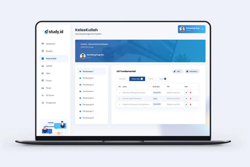 eStudy Learning Management System  Covid-19 Picu Percepatan Transformasi Digital Pendidikan Indonesia eStudy Learning Management System 1024x682