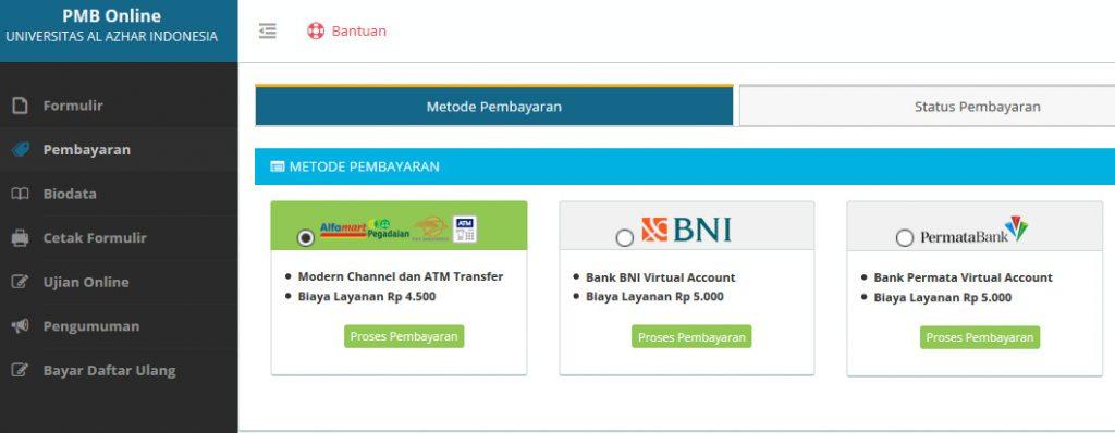 PMB Online Efektif, Cepat dan Anti Ribet pembayaran 1024x398