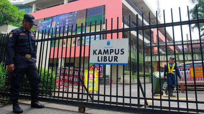 Kampus dan Sekolah Diliburkan Dampak dari Covid-19  Covid-19 Picu Percepatan Transformasi Digital Pendidikan Indonesia kampus diliburkan karena covid 19