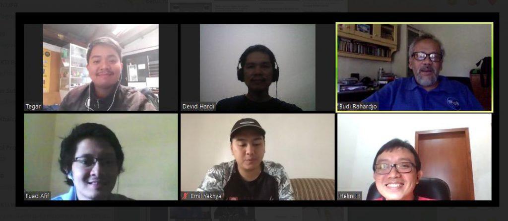 Rapat dan Koordinasi Online Melalui Video Conference di masa PSBB  Covid-19 Picu Percepatan Transformasi Digital Pendidikan Indonesia rapat dan diskusi online video conference 1024x445
