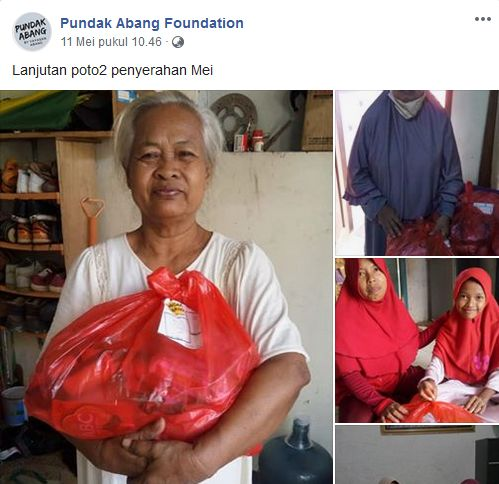 Yayasan Aji Bangun Bangsa (Pundak Abang Fondation) Persembahkan Sesi Sharing Inspiratif Pundak Abang Foundation 3