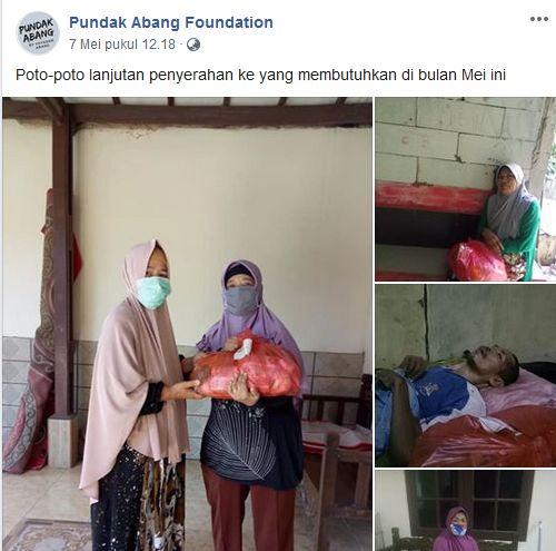 Yayasan Aji Bangun Bangsa (Pundak Abang Fondation) Persembahkan Sesi Sharing Inspiratif Pundak Abang Foundation 4