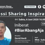 Sharing Inspiratif Yayasan Abang